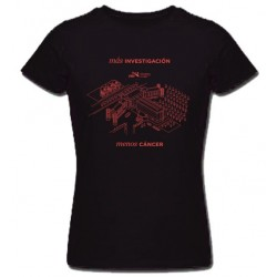 Building Woman Tshirt Black