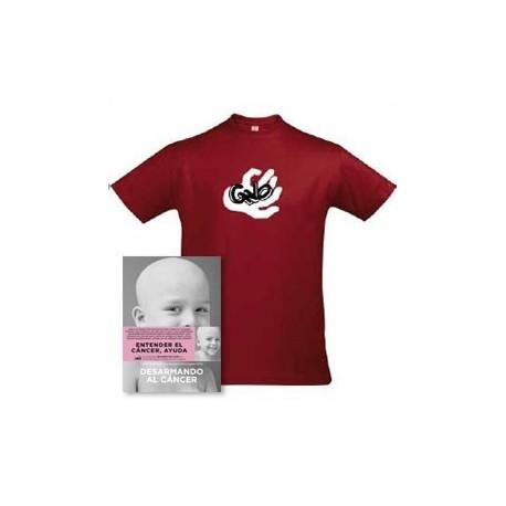 Camiseta más libro