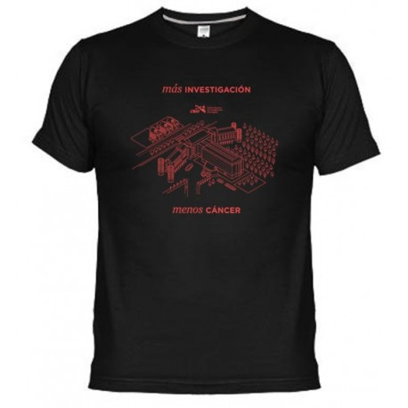Camiseta Edificio Hombre