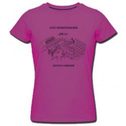 Camiseta Edificio Mujer - Talla M