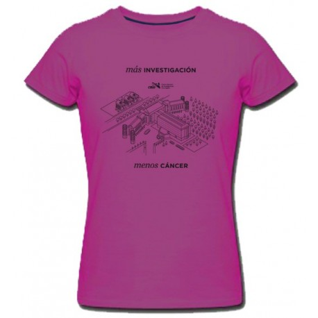 Building Woman Tshirt - Size M