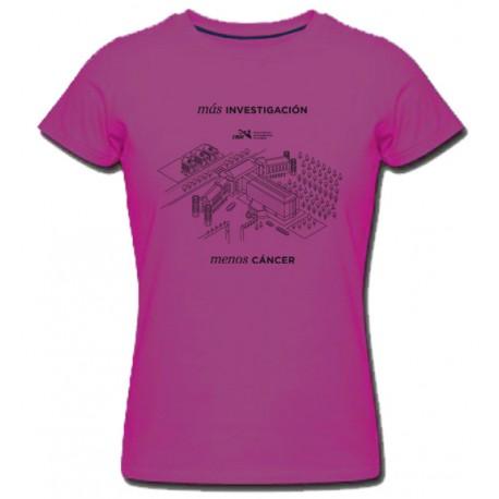 Camiseta Edificio Mujer