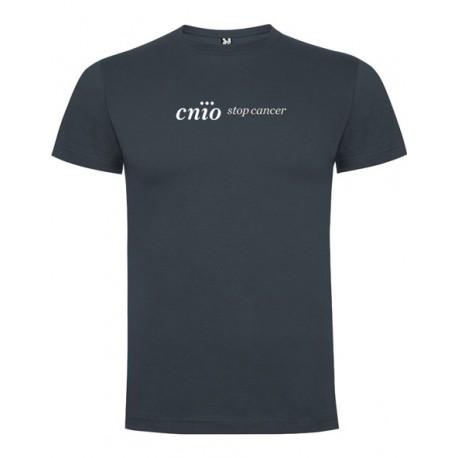 Camiseta Logo CNIO stop cancer - Talla S